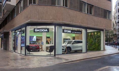 Las cinco ventajas de comprar tu Škoda en la City Store