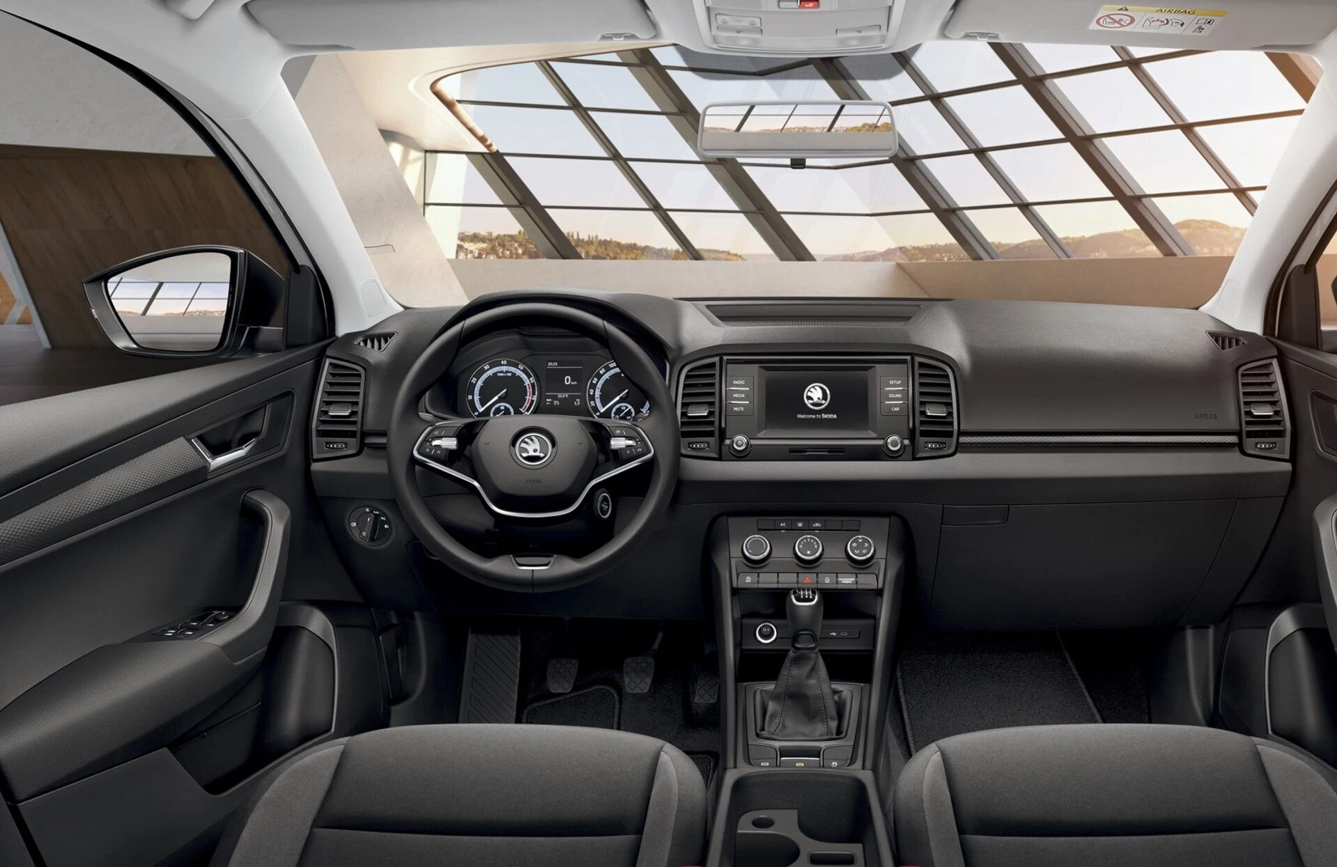 interior-skoda-karoq-active