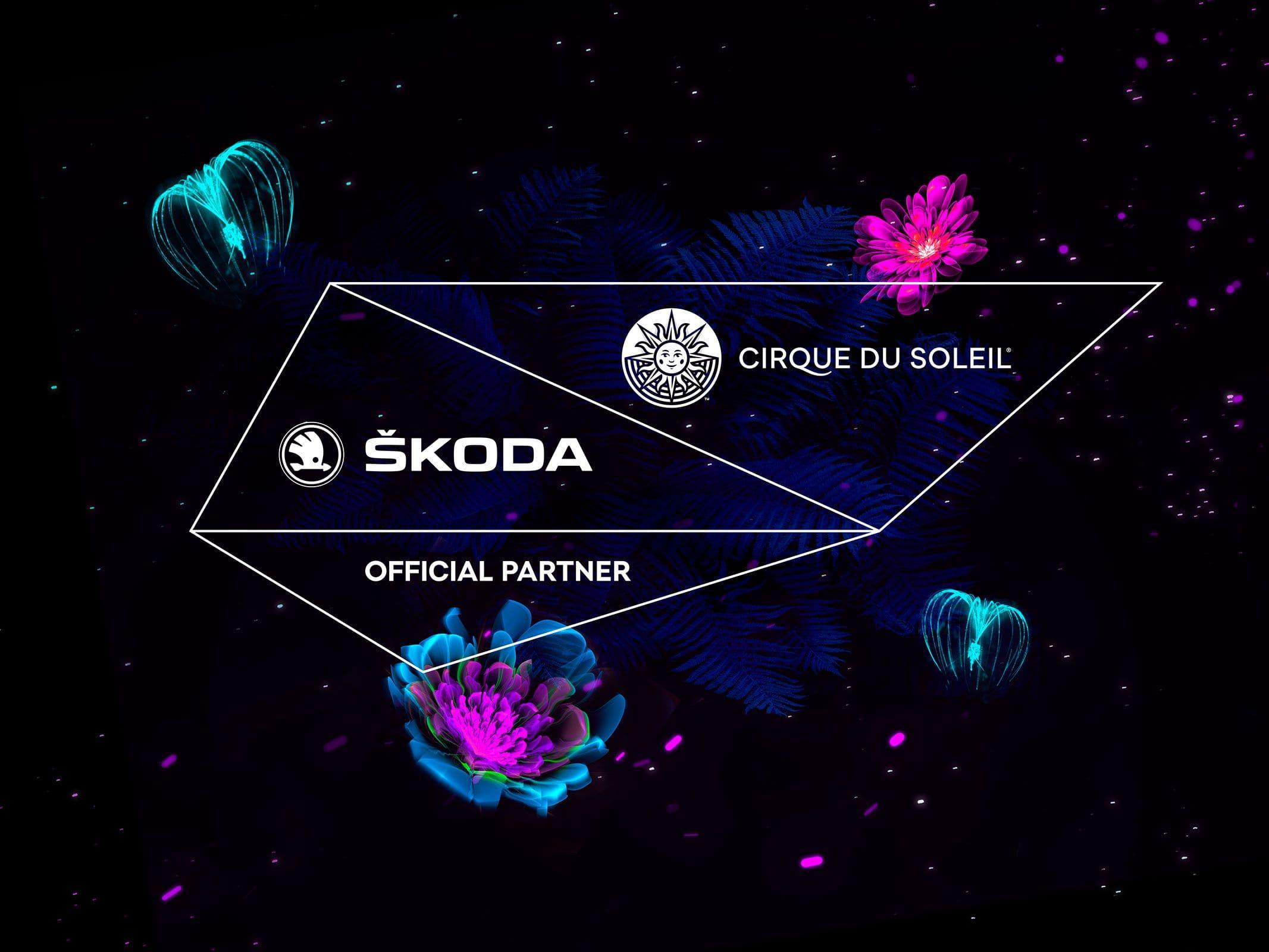 ŠKODA-patrocinador-oficial-Circo-del-Sol