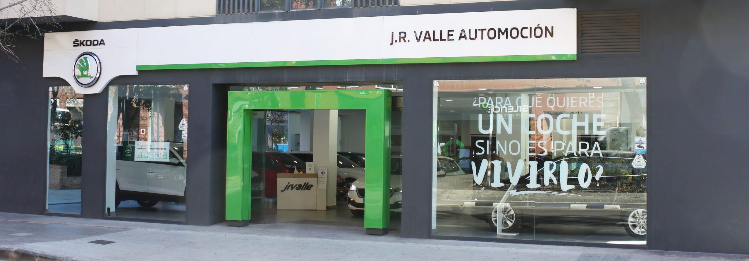 fachada-skoda-Valencia